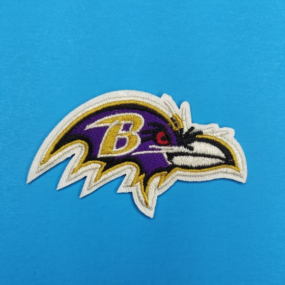 4be92e14b6177a NFL Baltimore Ravens Iron & Sew on Patch. M_5bce73e8de6f62601303d7e1.  M_5bce73e8de6f62601303d7e1